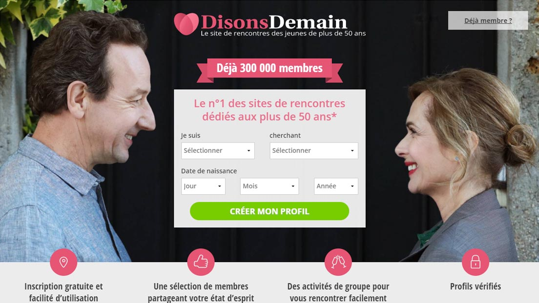 passions datant site Web